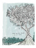 Every Oak Tree Posters by Paula Mills