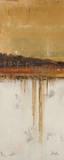 Melting Gold Panel II Póster por Patricia Quintero-Pinto