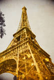 Glittery Paris Prints by Emily Navas