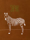 Safari Animal II Prints by Modern Kat