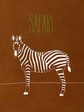 Safari Animal II Prints