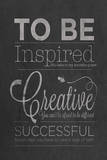 To Be Inspired Art