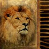 Elegant Safari IV Poster von Patricia Quintero-Pinto