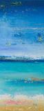 The Sea Panel I Art by Patricia Quintero-Pinto