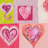 My Valentine II Posters by Karen Lucchese
