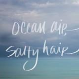 Ocean Air Poster af Susan Bryant