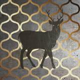 Metallic Nature I Plakater af Andi Metz