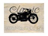 Classic Motorcycle Wydruk giclee premium autor Arnie Fisk