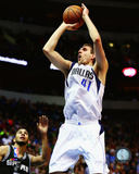 Dirk Nowitzki 2014-15 Action Photo