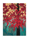Color Show 2 Premium Giclee Print by J Charles