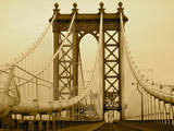 New York Bridge I Posters by Jairo Rodriguez