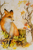 Mystic Woodland I Posters by Janice Gaynor