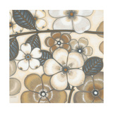Artist Flower Study Premium Giclee Print by Norman Wyatt Jr.