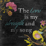 Strength & Love I Print by Elizabeth Medley