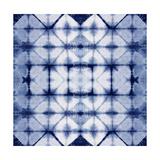 Kaleidoscope Shibori Premium Giclee Print by Meili Van Andel