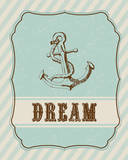 Dream Anchor Prints by Tiffany Everett