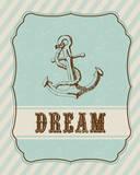 Dream Anchor Prints by Tiffany Everett