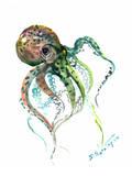 Octopus 2 Posters by Suren Nersisyan