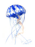 Jelly Fish 2 Posters by Suren Nersisyan