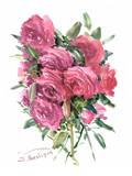 English Roses Prints by Suren Nersisyan