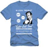 Better Call Saul Poster Art Tee Shirt T-Shirt