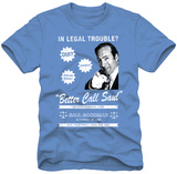 Better Call Saul - Poster Art Camiseta