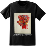 Jean-Michel Basquiat - Madman T-Shirt by Jean-Michel Basquiat