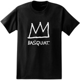 Jean-Michel Basquiat - Tuxedo T-Shirt by Jean-Michel Basquiat