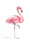 Flamingos 2 Kunst af Suren Nersisyan