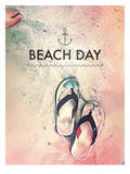 Beach Day Prints by  Spires