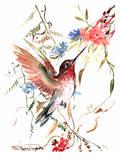 Colibri Affiches par Suren Nersisyan