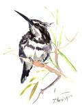Kingfisher Print by Suren Nersisyan