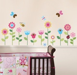 Lovely Garden Wall Decal