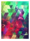 Gylyxxtyx Fryymwrrk Poster by  Spires