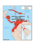 Central America and the Northern Andes Culture Area Posters