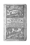 Pennsylvania Town and Country-Man's Almanack, 1756 Posters