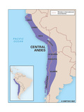 Central Andes Culture Area Posters