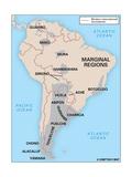 Marginal Regions Culture Area Posters