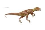 "Psittacosaurus, ""Parrot Lizard,"" Early Cretaceous Dinosaur Posters"