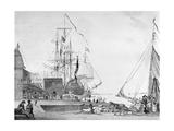 Arch Street Ferry in Philadelphia Prints