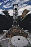 Hubble Space Telescope Repair Photographic Print