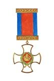 Distinguished Service Order Prints