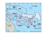 Map of Kiribati Prints