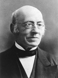 William Lloyd Garrison Photographic Print