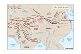 Silk Road Posters