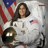 Sunita Williams Photographic Print