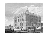 Former Executive Mansion, Philadelphia Prints