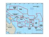 Map of Nauru Posters