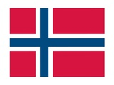 Flag of Norway Art