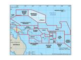 Map of Marshall Islands Prints